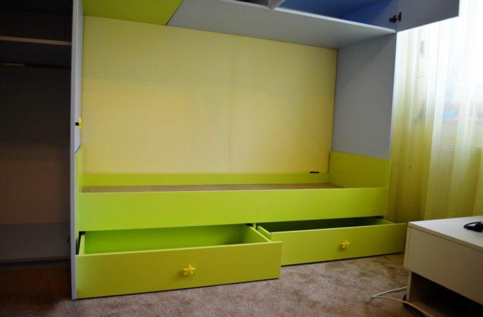 Mobilier pentru dormitorul copiilor